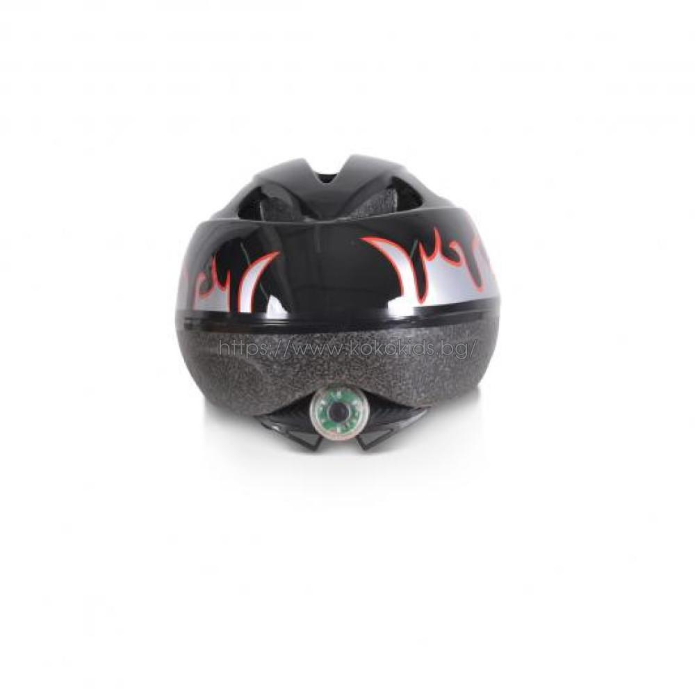 Каска Y03 S черна