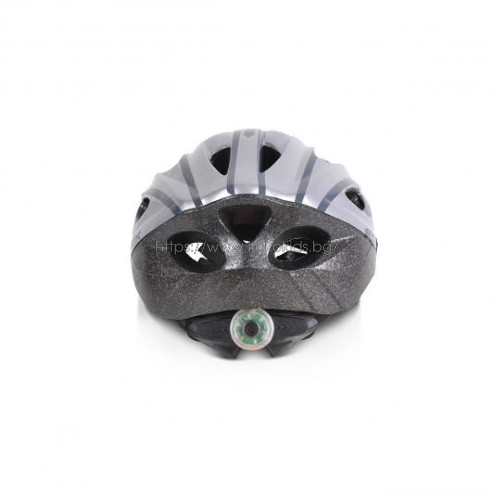 Каска Y02 M сива