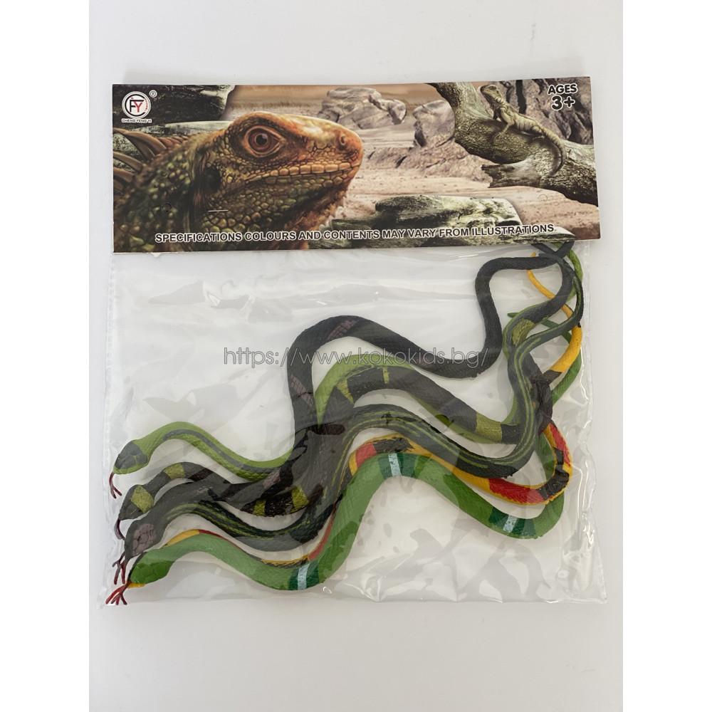Комплект фигурки змии