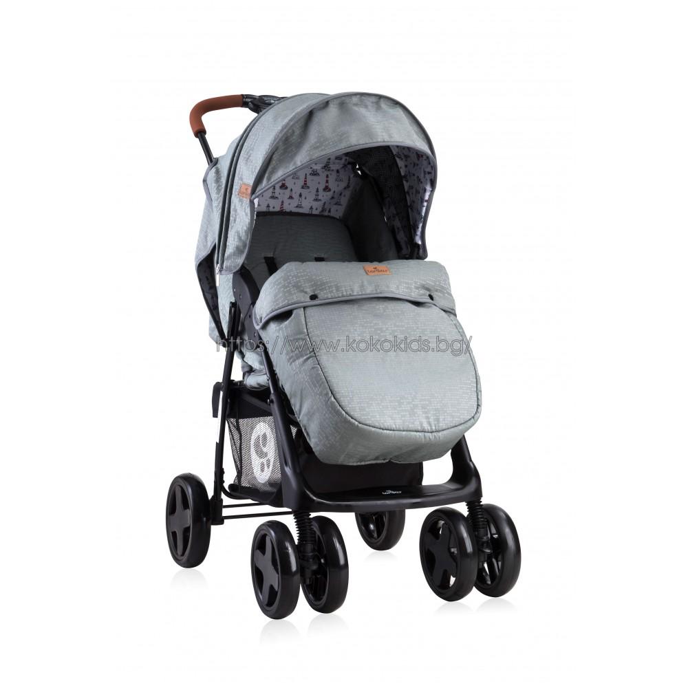 Бебешка количка INES с покривало