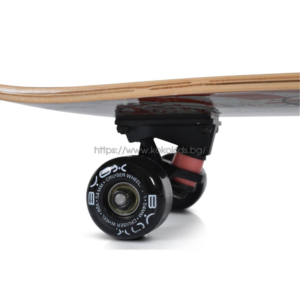 Скейтборд 3006 B20 - Червен