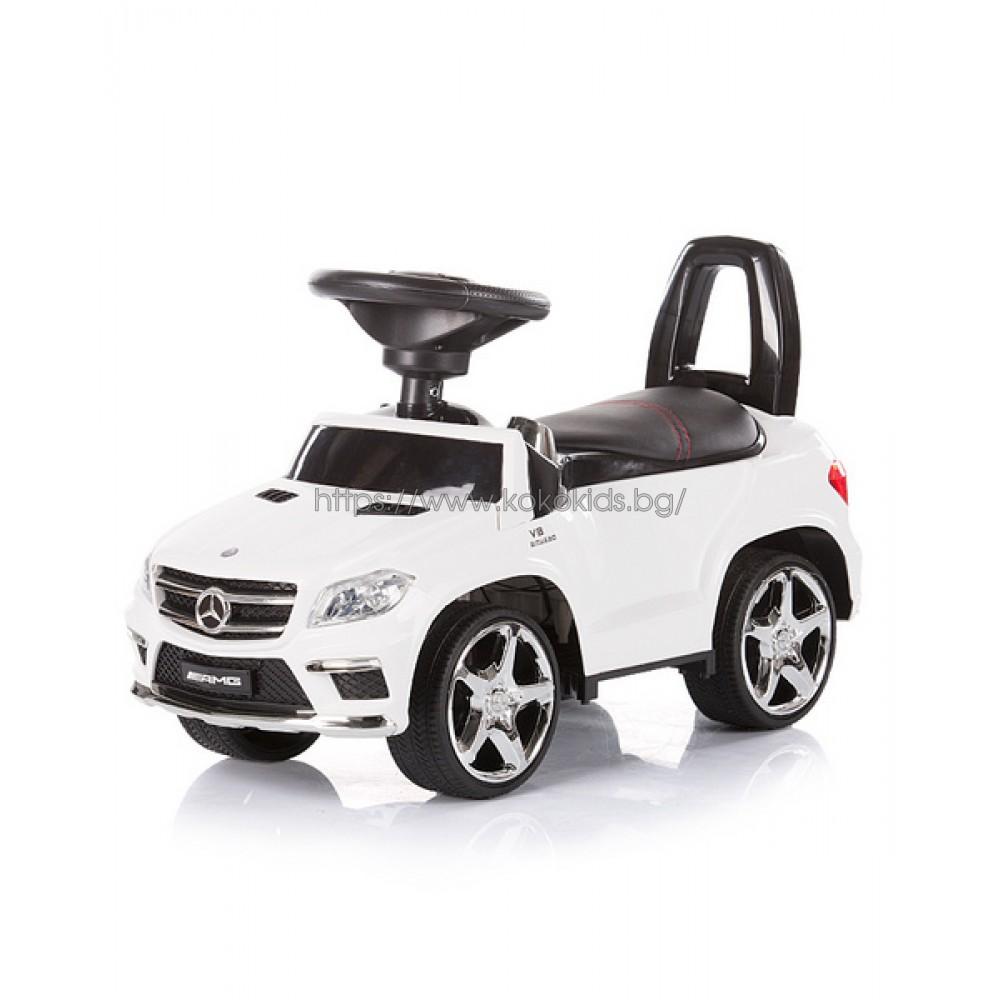 Кола за ядене с MP3 MERCEDES BENZ GL63 AMG