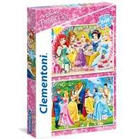 Clementoni Пъзел Princess 2x20 чaсти