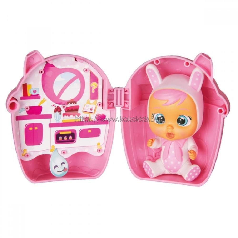 Cry Babies Magic Tears Плачеща мини кукла със сълзи