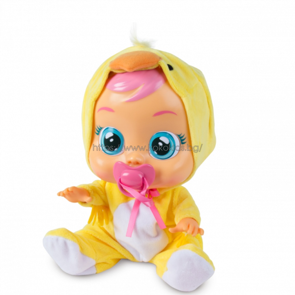 Плачеща кукла CRY BABIES Chic