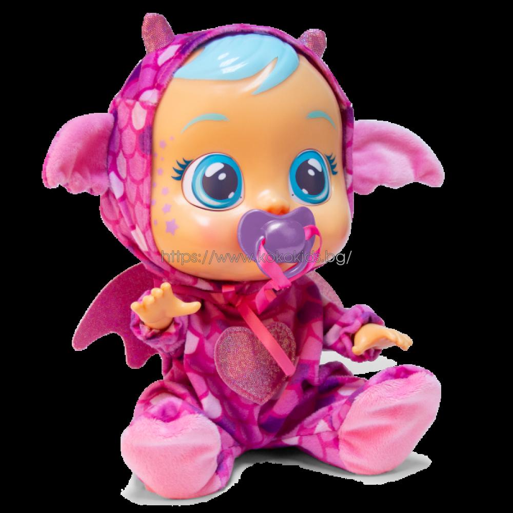Плачеща кукла CRY BABIES Fantasy Bruny