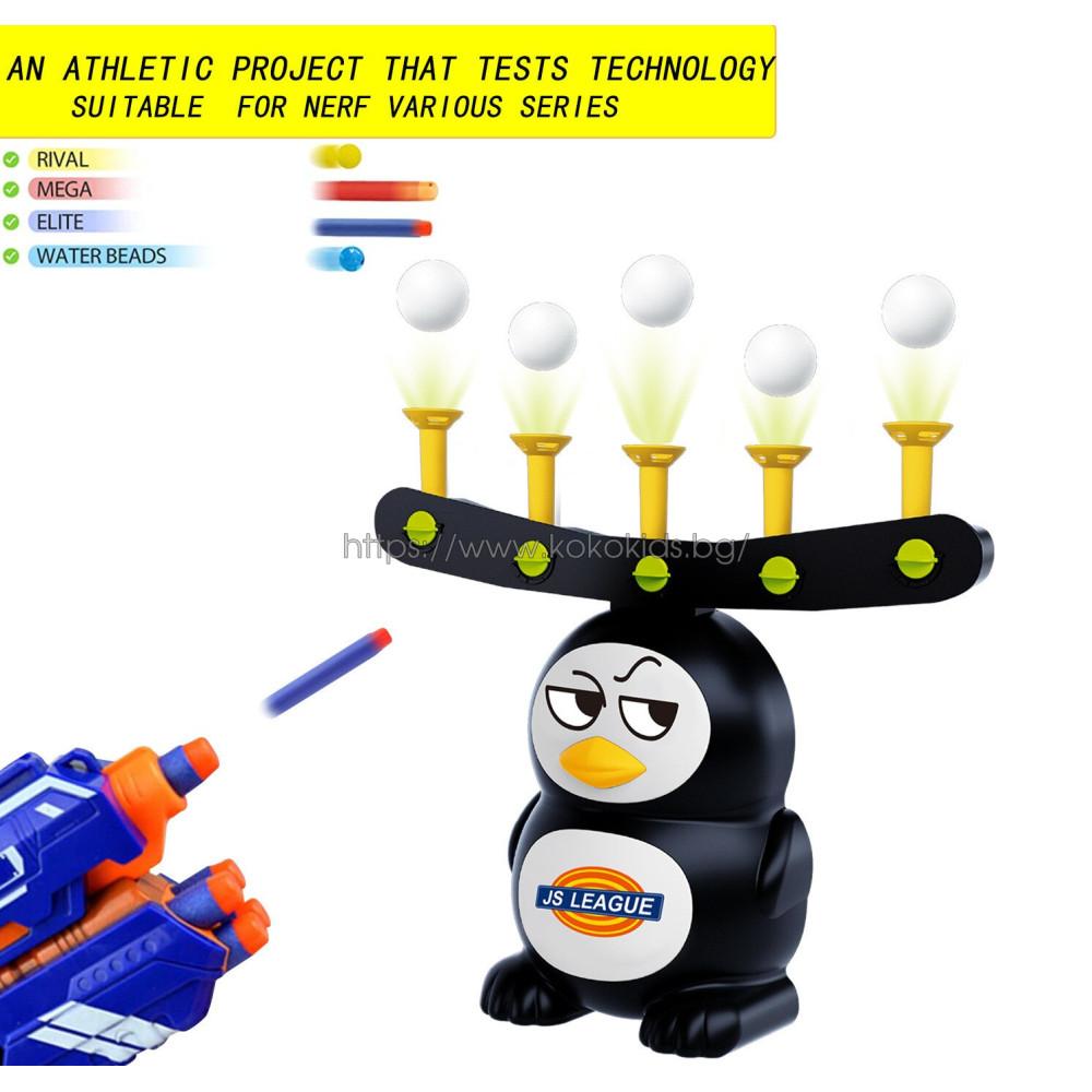 Shot GAME penguin