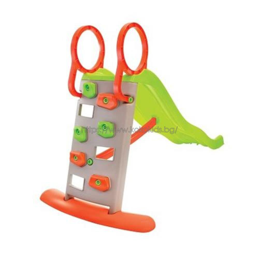 Детска пързалка 3в1