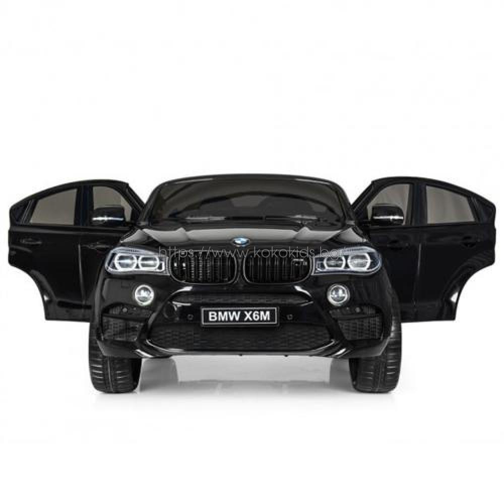 Акумулаторен джип BMW X6M JJ2168