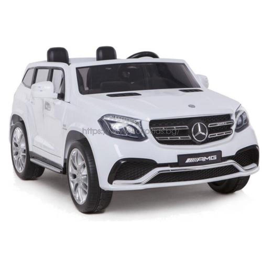 Акумулаторен джип Mercedes GLS63 AMG