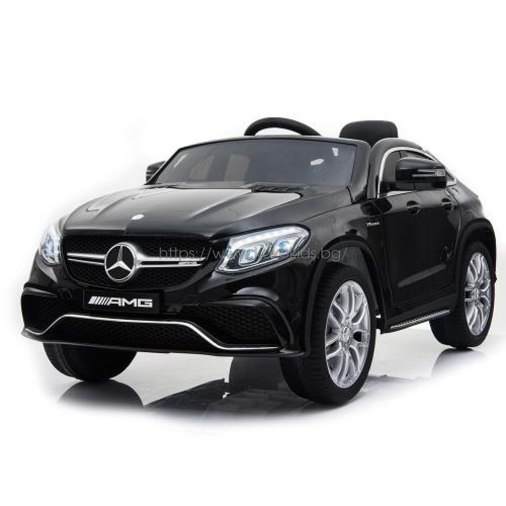 Акумулаторен джип Mercedes AMG GLE63 Coupe