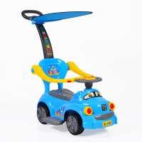 Кола за бутане с дръжка GO - JY-Z02B