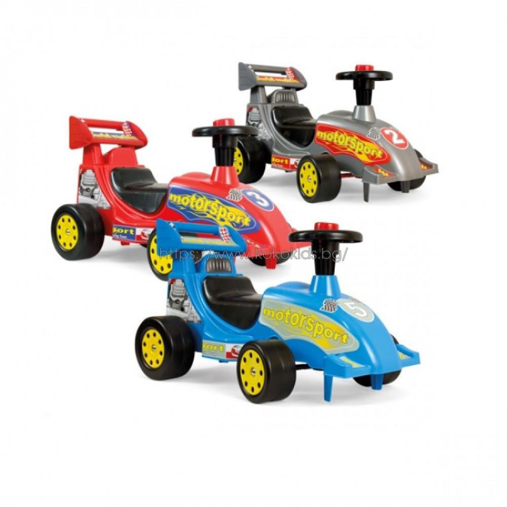 Детска кола за яздене Formula Rider