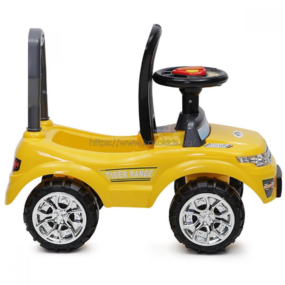 Детска кола за яздене Tiger range - Q05-2