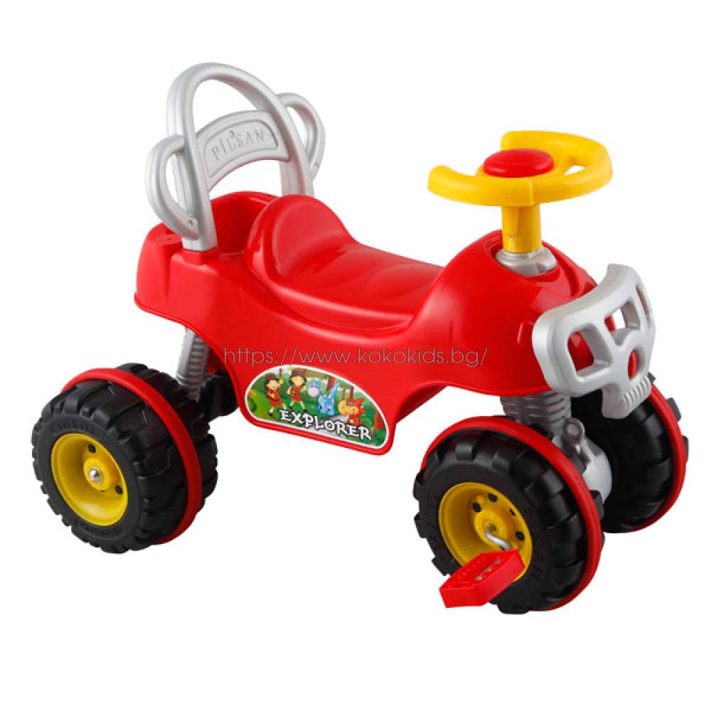 Explorer ATV с педали - 07813