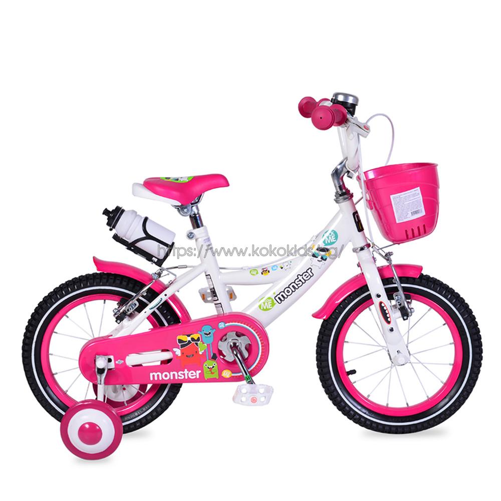 "Детски велосипед 14"" - 1481"