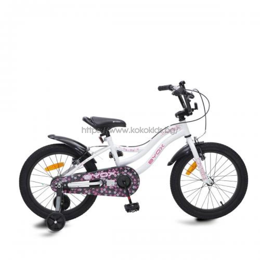 """Детски велосипед 18"""" DAISY"""