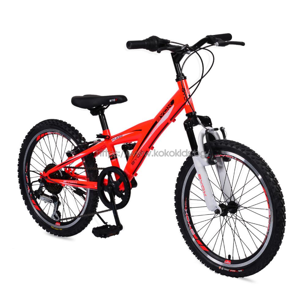 "Велосипед със скорости 20"" FLASH"