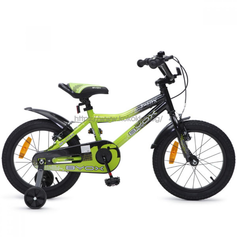 Детски велосипед 16'' Fusion alloy