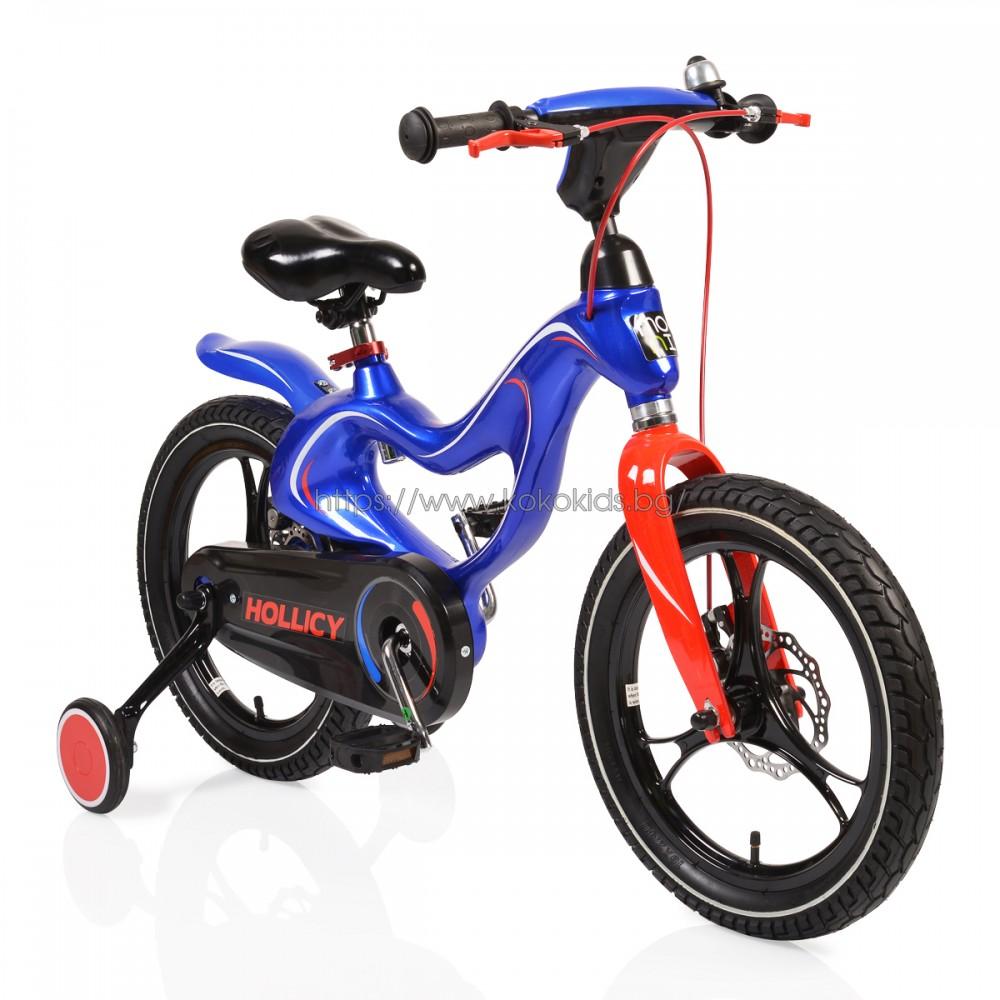 """Детски магнезиев велосипед 16"""" MH"""