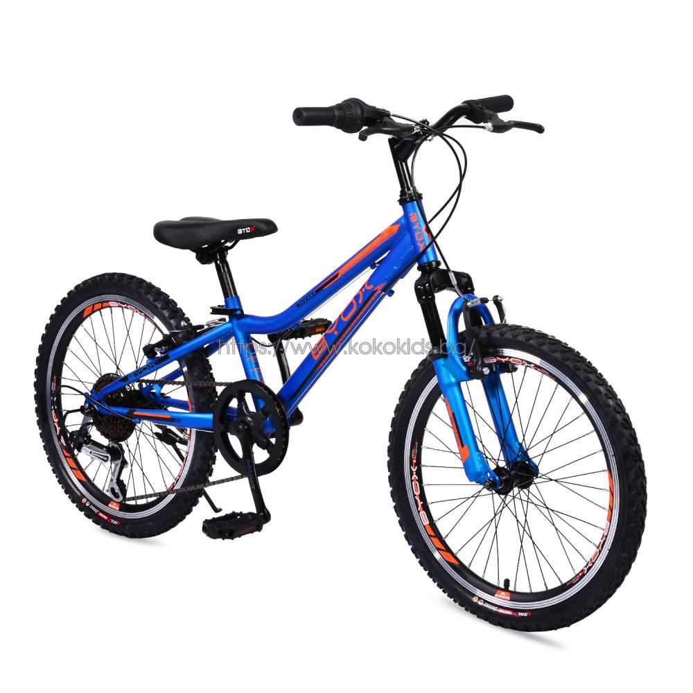 "Велосипед със скорости 20"" TUCANA"