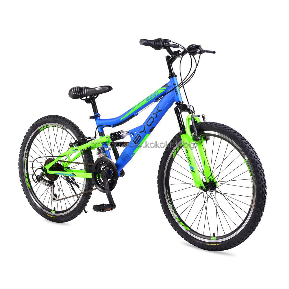 """Велосипед със скорости 24"""" VERSUS"""