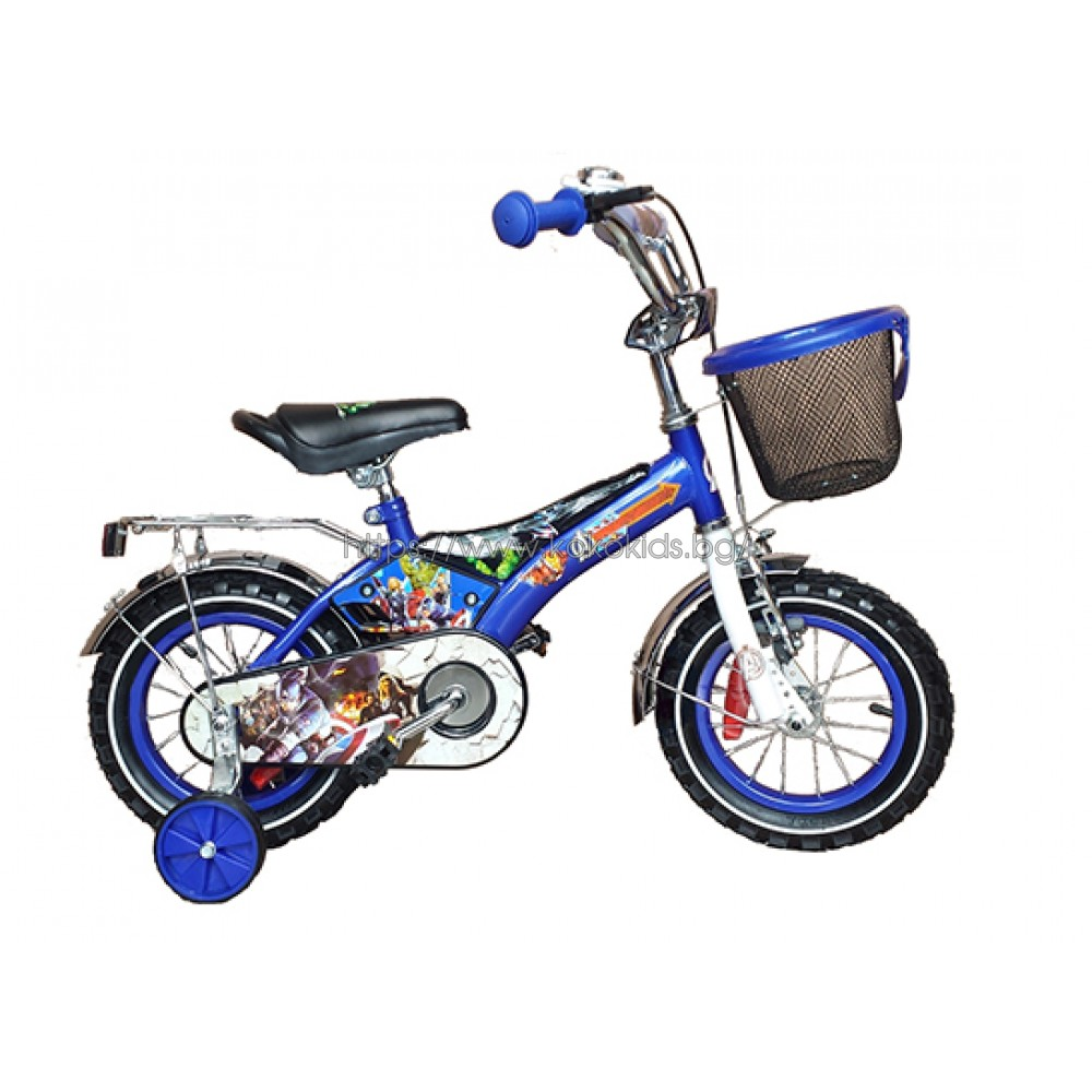 "Детски велосипед Disney 14"""