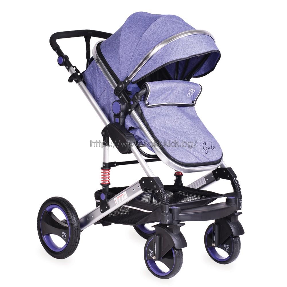 Бебешка количка GALA