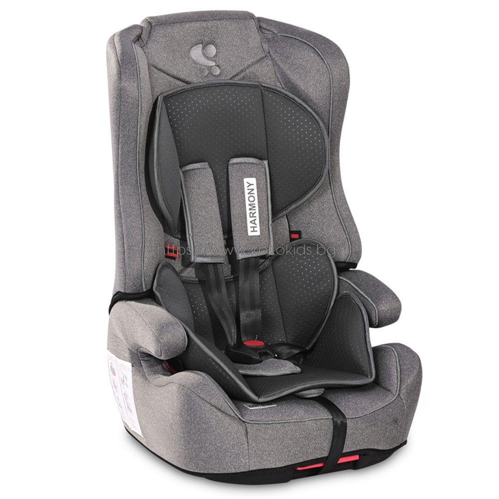 Стол за кола HARMONY ISOFIX 9-36 кг
