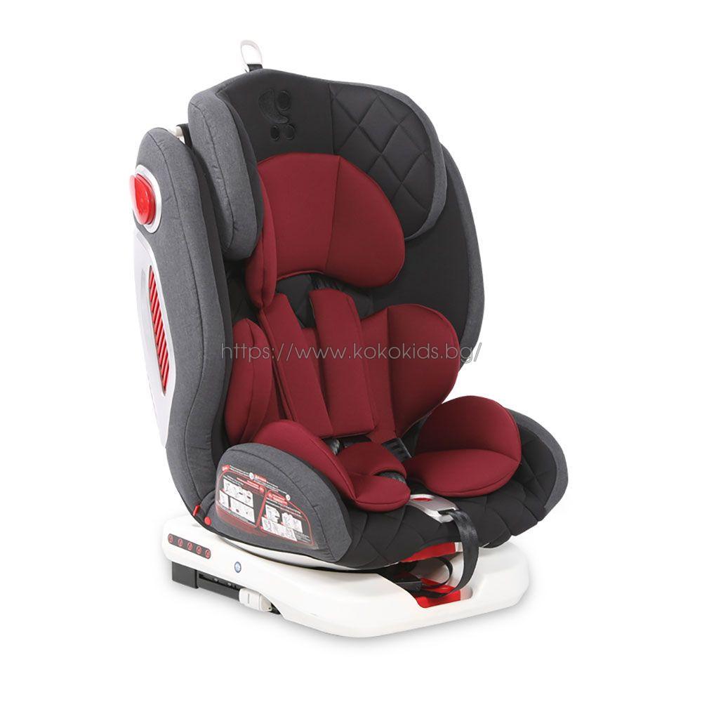 Стол за кола 0-36 кг. ROTO ISOFIX 360°