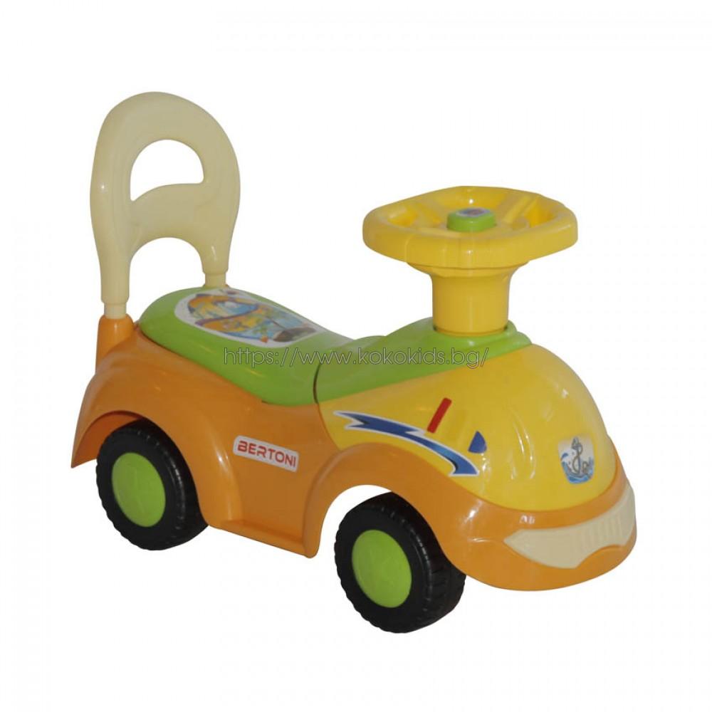 Кола за яздене Z2