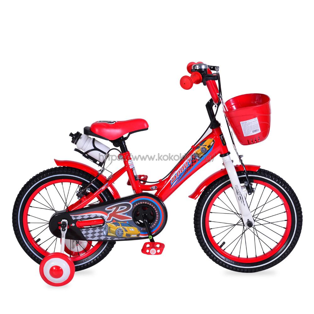 "Детски велосипед 1680 - 16"""
