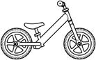 Детско колело за баланс балансиращо колело цена